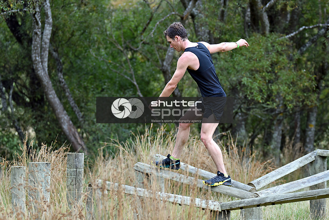 NELSON, NEW ZEALAND - MARCH 25: 2017 Wairua Warrior at Happy Valley Adventures, Nelson, New Zealand, on, New Zealand. (Photo by: Barry Whitnall Shuttersport Limited)