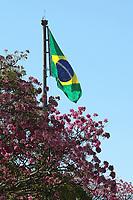 BRASÍLIA, DF, 04.07.2019 - POLÍTICA-DF - Pavilhão Nacional, visto do Congresso Nacional, nesta quinta-feira, 4. ( Foto Charles Sholl/Brazil Photo Press/Folhapress)
