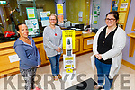 The staff of Ballybunion Credit Union<br /> L to r: Katie O'Connell, Julita Kloc and Liz Horgan.