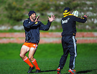 150430 Super Rugby - Hurricanes Training