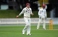 Canterbury's Tom Latham during day two of the Plunket Shield cricket match between the Wellington Firebirds and Canterbury at Basin Reserve in Wellington, New Zealand on Wednesday, 30 October 2019. Photo: Dave Lintott / lintottphoto.co.nz