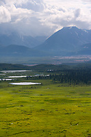 Valley of Ten Thousand Smokes, Katmai National Park, Alaska