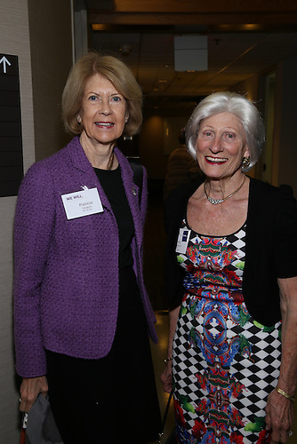 Northwestern University Rogers Society Luncheon. (Photo by Jim Prisching)