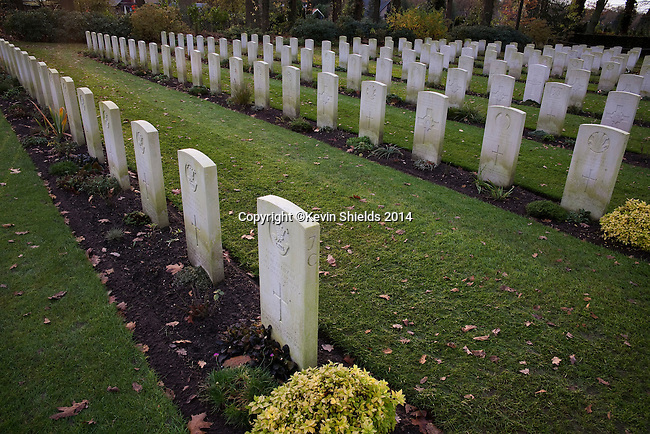 Arnhem Oosterbeek War Cemetery, Oosterbeek, The Netherlands.