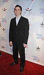 HOLLYWOOD, CA. - April 16: Luc Robitaille arrives at the Children Mending Hearts Third Annual Peace Please Gala at the Music Box Henry Fonda Theatre on April 16, 2010 in Hollywood, California.