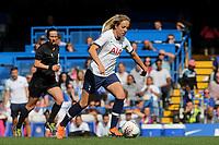 Gemma Davison of Tottenham Hotspur Women in action during Chelsea Women vs Tottenham Hotspur Women, Barclays FA Women's Super League Football at Stamford Bridge on 8th September 2019