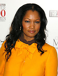 BEVERLY HILLS, CA. - December 05: Actress Garcelle Beauvais-Nilon arrives at The Hollywood Reporter`s Annual Women In Entertainment Breakfast at the Beverly Hills Hotel on December 5, 2008 in Beverly Hills, California..