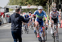 79th Tour de l'Eurométropole 2019 (BEL/1.HC)<br /> One day race from La Louvière to Tournai (177km)<br /> <br /> ©kramon