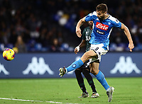 2019 Serie A Football Napoli v Bologna Dec 1st