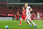 Sydney Wanderers Midfielder Mitch Nichols (R) in action during the AFC Champions League 2017 Group F match between Shanghai SIPG FC (CHN) vs Western Sydney Wanderers (AUS) at the Shanghai Stadium on 28 February 2017 in Shanghai, China. Photo by Marcio Rodrigo Machado / Power Sport Images