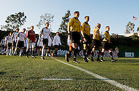 2009 US Soccer Academy Showcase Finals at Home Depot Center in Carson, California July 17, 2009. .