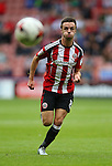 Stefan Scougall of Sheffield Utd during the League One match at Bramall Lane Stadium, Sheffield. Picture date: September 17th, 2016. Pic Simon Bellis/Sportimage
