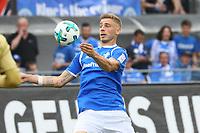 Felix Platte (SV Darmstadt 98) - 13.05.2018: SV Darmstadt 98 vs. FC Erzgebirge Aue, Stadion am Boellenfalltor, 34. Spieltag 2. Bundesliga