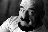 le lutteur Maurice Mad Dog Vachon<br /> ,date inconnue (vers 1990)<br /> <br /> <br /> PHOTO : Agence Quebec Presse