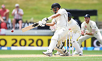 3rd December, Hamilton, New Zealand;  Ross Taylor batting during play day 5 of the 2nd test cricket match between New Zealand and England at Seddon Park, Hamilton, New Zealand.