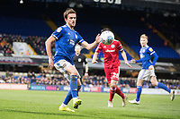 Emyr Huw's of Ipswich Town in action during Ipswich Town vs Accrington Stanley, Sky Bet EFL League 1 Football at Portman Road on 11th January 2020