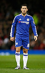 Eden Hazard of Chelsea - English Premier League - Manchester Utd vs Chelsea - Old Trafford Stadium - Manchester - England - 28th December 2015 - Picture Simon Bellis/Sportimage
