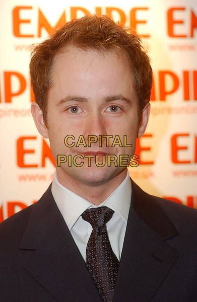 BILLY BOYD.headshot, portrait .www.capitalpictures.com.sales@capitalpictures.com.Supplied By Capital Pictures