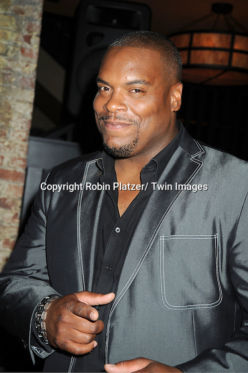Sean Ringgold attending the 5th Annual Sean Ringgold Fan Club Party on August 12, 2011 at HB Burger's Sunken Bar in New York City.
