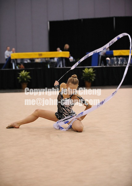 Photo by John Cheng - Pacific Rim Championships in San Jose, Ca.RhythmicsTorba