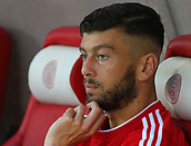 8th September 2017, SuperSeal Stadium, Hamilton, Scotland; Scottish Premier League football, Hamilton versus Celtic; Ex Celtic player Massimo Donati