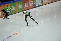 SCHAATSEN: HEERENVEEN: Thialf, KPN NK Allround, 04-02-2012, 3000m Dames, Jorien Voorhuis, ©foto: Martin de Jong