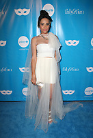 LOS ANGELES, CA - OCTOBER 27: Tiffany Smith, at UNICEF Next Generation Masquerade Ball Los Angeles 2017 At Clifton's Republic in Los Angeles, California on October 27, 2017. Credit: Faye Sadou/MediaPunch /NortePhoto.com