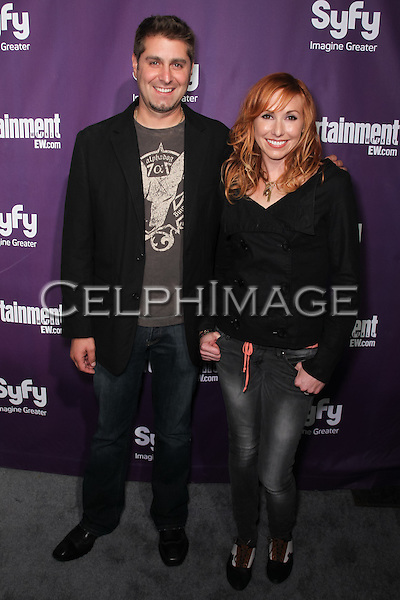 TORY BELLECI, KARI BARYON.arrives to the annual Entertainment Weekly and Syfy Party in conjunction with Comic-Con 2010 at the Hotel Solamar. San Diego, CA, USA.July 24, 2010. ©CelphImage
