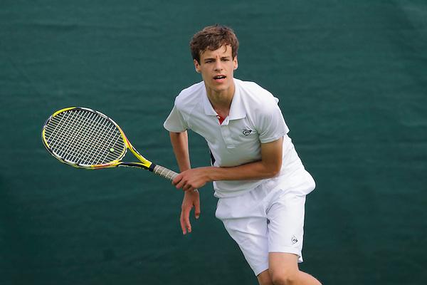 Andrew McBride<br /> Road To Wimbledon 2013
