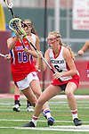 Redondo Beach, CA 05/14/11 - Hailey Newman (Redondo Union #6)in action during the 2011 US Lacrosse / CIF Southern Section Division 1 Girls Varsity Lacrosse Championship, Los Alamitos defeated Redondo Union 17-5.