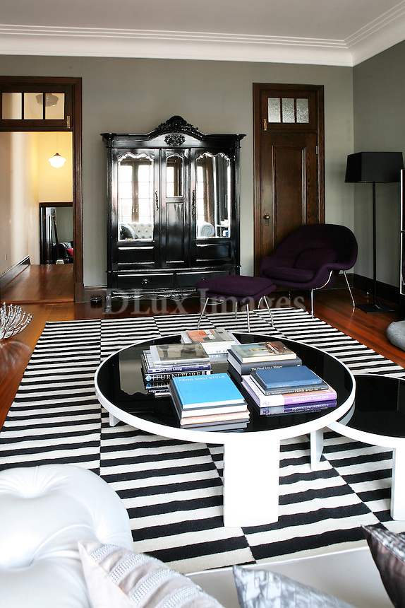 The house is located in the former British Concession in Shanghai. Peter Lam is a Malaysian-born interior decorator based in Shanghai.