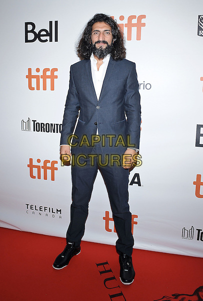 11 September 2016 - Toronto, Ontario Canada - Numan Ancar. &quot;The Promise&quot; Premiere - 2016 Toronto International Film Festival held at Roy Thomson Hall. <br /> CAP/ADM/BPC<br /> &copy;BPC/ADM/Capital Pictures
