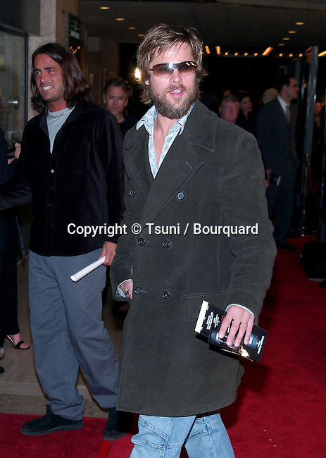 Brad Pitt arriving at the premiere of Panic Room at the Loews Century Theatre in Los Angeles. March 18, 2002.           -            PittBrad03.jpg