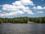 Jezioro Rospuda, August&oacute;w, Polska<br /> Rospuda Lake, August&oacute;w, Poland