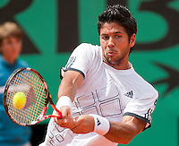 29-5-09, France, Paris, Tennis, Roland Garros, Fernando Verdasco