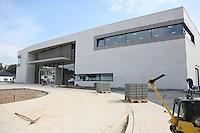 19.08.2015: Neubau des Europazentrums  der Soka Gakkai Gemeinde