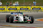 Mario Dominguez at the Champ Car Grand Prix of Road America, 2006<br /> <br /> Please contact me for the full-size image<br /> <br /> For non-editorial usage, releases are the responsibility of the licensee.