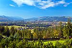 Zakopane, 2010-10-10. Jesienny widok na Zakopane