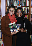 Andrea Lynn Samuels Book Signing of new book Dear Life, Here I Am. Held at Sisters Uptown Bookstore in Harlem, NY