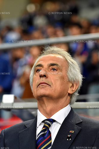Vahid Halilhodzic (JPN),<br /> JUNE 3, 2016 - Football / Soccer :<br /> Japan head coach Vahid Halilhodzic before the Kirin Cup Soccer 2016 match between Japan 7-2 Bulgaria at Toyota Stadium in Aichi, Japan. (Photo by AFLO)