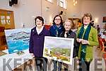 Tima O'Shea, Rose Daly, Mary Cotter and Anne Lynch, pictured at Tralee Art Group Sale of Work at Baile Mhuire on Sunday last.
