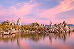 The South Tufa region of Mono Lake, Lee Vining, CA, USA