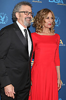 LOS ANGELES - FEB 2:  Thomas Schlamme, Christine Lahti at the 2019 Directors Guild of America Awards at the Dolby Ballroom on February 2, 2019 in Los Angeles, CA