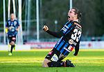 Uppsala 2015-05-21 Fotboll Superettan IK Sirius - Mj&auml;llby AIF :  <br /> Sirius Erik Figueroa firar sitt 1-0 m&aring;l under matchen mellan IK Sirius och Mj&auml;llby AIF <br /> (Foto: Kenta J&ouml;nsson) Nyckelord:  Superettan Sirius IKS Mj&auml;llby AIF jubel gl&auml;dje lycka glad happy