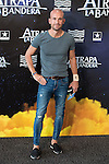 Host Ram&oacute;n Fuentes attends to the photocall during the premiere of &quot;Atrapa la Bandera&quot; at Kinepolis Cinema in Madrid, August 26, 2015. <br /> (ALTERPHOTOS/BorjaB.Hojas)