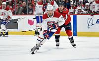 Canadiens rookie C Nick Suzuki