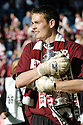 13/05/2006         Copyright Pic: James Stewart.File Name : sct_jspa34_hearts_v_gretna.HEARTS KEEPER CRAIG GORDON WITH THE CUP...Payments to :.James Stewart Photo Agency 19 Carronlea Drive, Falkirk. FK2 8DN      Vat Reg No. 607 6932 25.Office     : +44 (0)1324 570906     .Mobile   : +44 (0)7721 416997.Fax         : +44 (0)1324 570906.E-mail  :  jim@jspa.co.uk.If you require further information then contact Jim Stewart on any of the numbers above.........