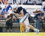 Bushman, Matt 17FTB Prac 8-17 098<br /> <br /> 17FTB Prac 8-17<br /> <br /> BYU Football Fall Camp<br /> <br /> August 17, 2017<br /> <br /> Photo by Jaren Wilkey/BYU<br /> <br /> &copy; BYU PHOTO 2017<br /> All Rights Reserved<br /> photo@byu.edu  (801)422-7322