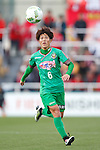 Saori Ariyoshi (Beleza), MARCH 27, 2016 - Football /Soccer : Plenus Nadeshiko League 2016 between Urawa Reds Ladies 1-1 NTV Beleza at Nishigaoka Stadium in Tokyo, Japan. (Photo by Sho Tamura/AFLO SPORT)