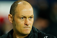 25th February 2020; The Hawthorns, West Bromwich, West Midlands, England; English Championship Football, West Bromwich Albion versus Preston North End; Preston North End Manager Alex Neil